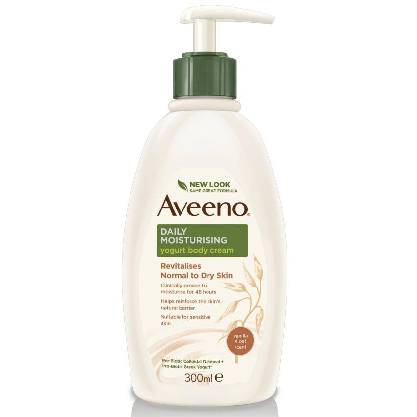 Aveeno Daily Moisturizing Yogurt Body Wash