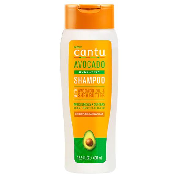 Cantu Avocado Hydrating Shampoo 400ml